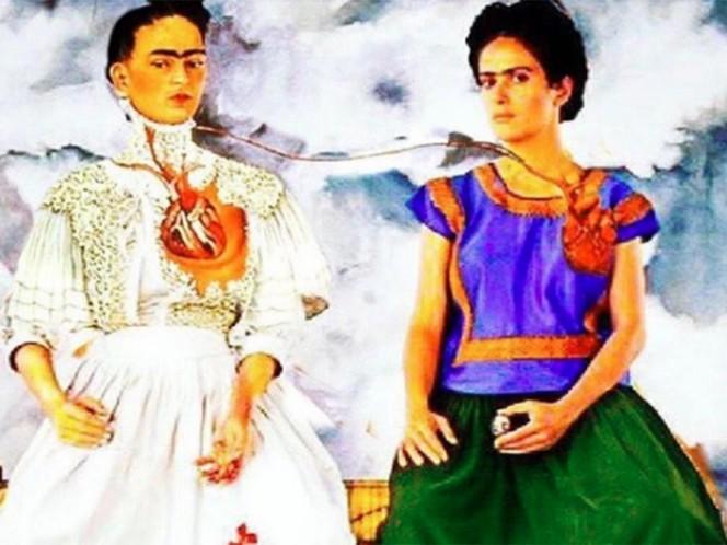 La colorida obra de Frida Kahlo llega por primera vez a Hungría