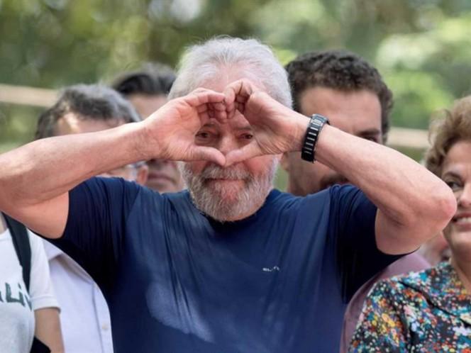 Juez cancela la orden de liberación de Lula da Silva