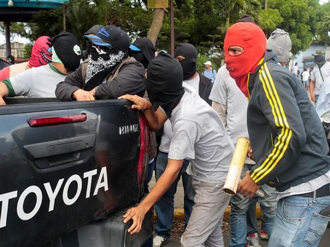 CIDH: 264 muertes verificadas en Nicaragua