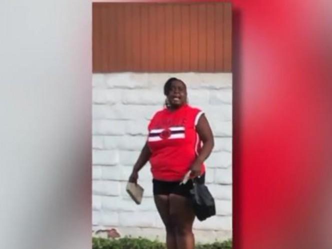 La mujer que atacó a un anciano en LA fue arrestada — USA