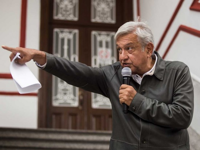 AMLO, Multa, 197 mdp, Fideicomiso, Morena, INE, Elecciones, 19-S, Sismo, Damnificados, Corrupción