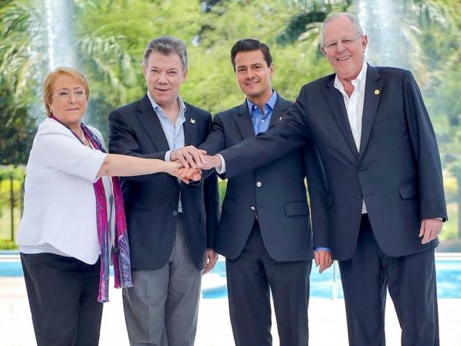 México sede del V Encuentro Empresarial de la Alianza del Pacífico