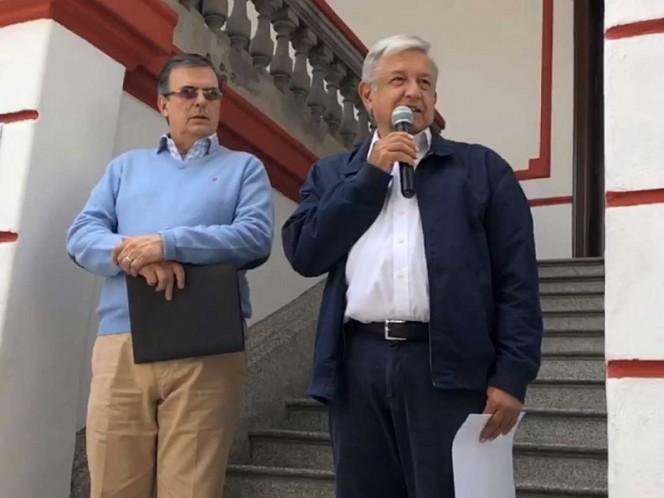 Esto dice la carta que Obrador le mandó a Donald Trump