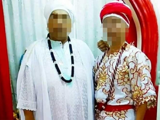 Detuvieron a un pai umbanda por tener cautiva a una mujer