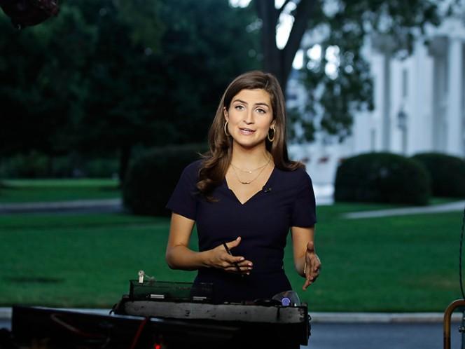 Corresponsal de CNN es vetado al acceso de la Casa Blanca