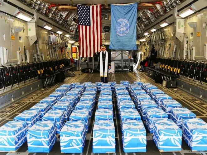 Corea del Norte entrega a EEUU restos de soldados muertos