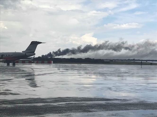 Accidente de avión en México no deja muertos