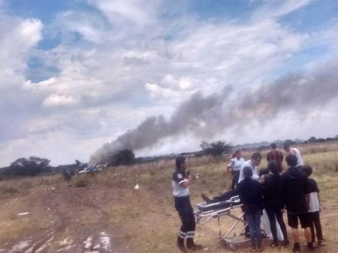 Cae avión de Aeroméxico en Durango [Estados]