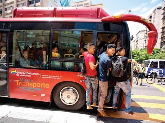 Inicia el censo de transporte a nivel nacional #1Ago