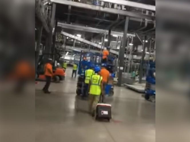Renuncian obreros en EUA por despido de mexicanos