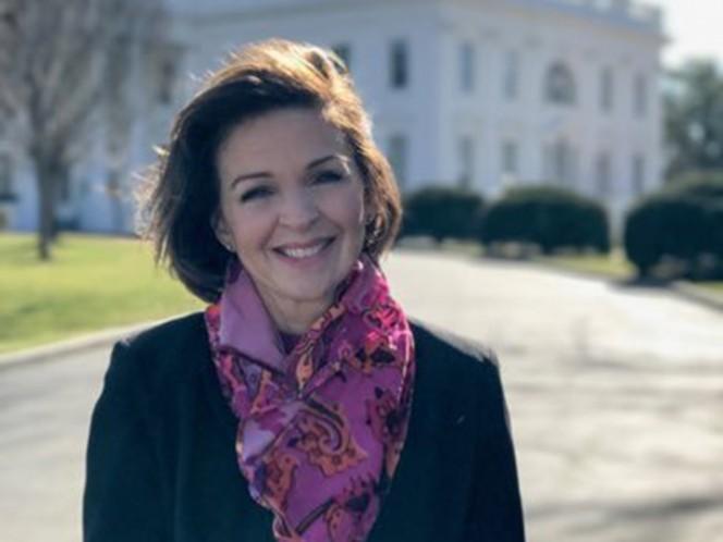 Remueven sorpresivamente a portavoz hispana de la Casa Blanca