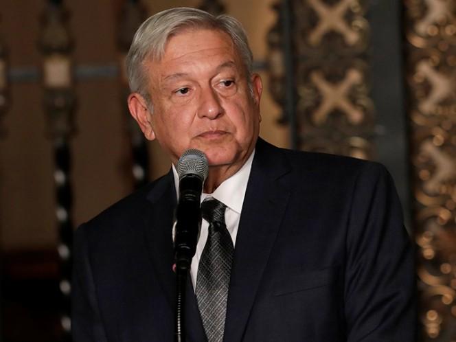Andrés Manuel López Obrador, presidente electo de México destacó que en su reunión con el presidente Enrique Peña Nieto se buscó acelerar la creación de la SSP – Foto: Especial