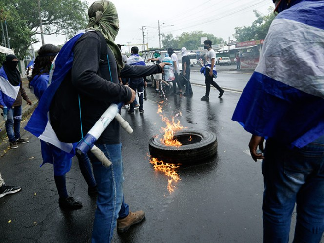 Ortega propone recorte de presupuesto en medio de crisis — Nicaragua