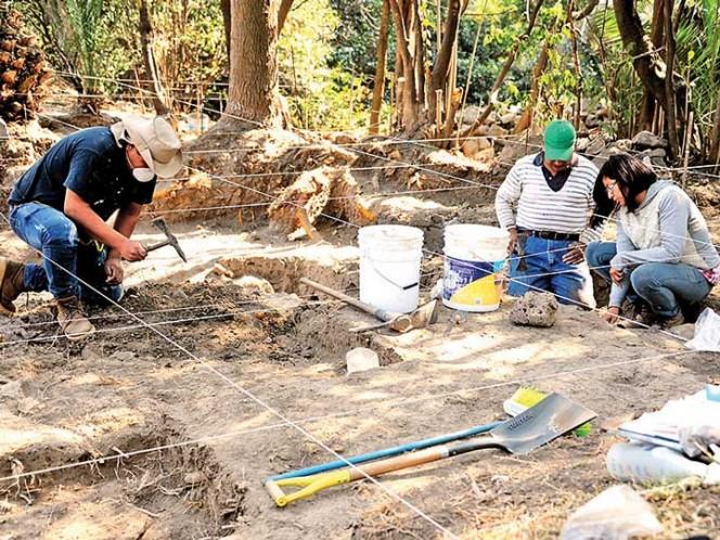 El tecpan, un hallazgo millonario; INAH sugiere otra temporada de exploración