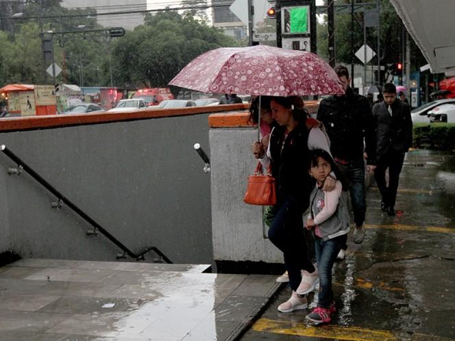 Prevén lunes con tormentas muy fuertes en varios estados del país