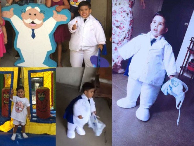 Niño pide fiesta de Dr. Simi y se vuelve viral