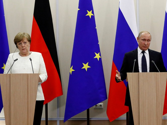 Putin asistió a boda de ministra austríaca en medio de críticas