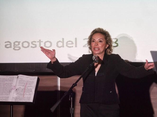 I am innocent ... today this warrior has peace: Elba Esther Gordillo