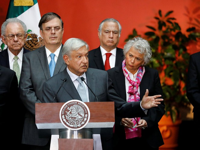 The elected president, Andrés Manuel López Obrador - Photo: Reuters