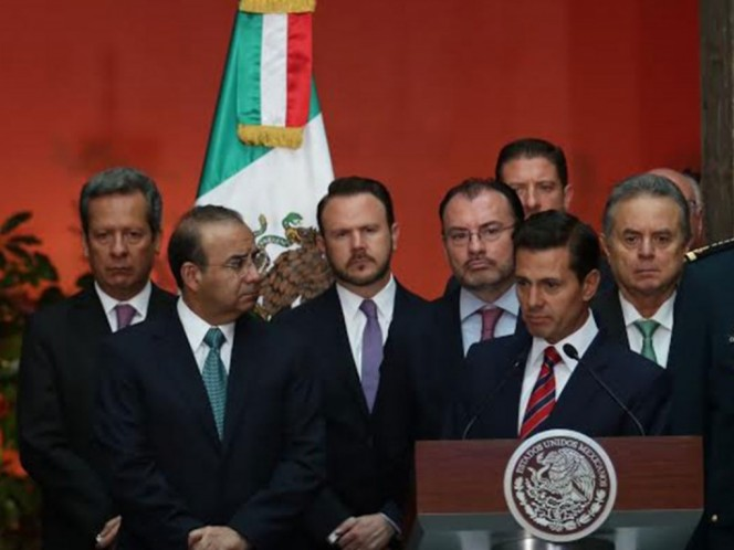 En presencia de Peña Nieto, AMLO reitera que cancelará la Reforma Educativa