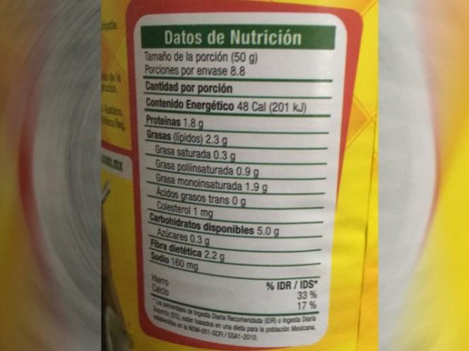 Así engañan las empresas en sus etiquetas de nutrición