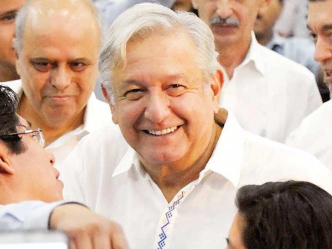The elected president, Andrés Manuel López Obrador, asked the teachers