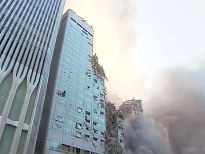 Publican vídeo con imágenes inéditas sobre el 9/11