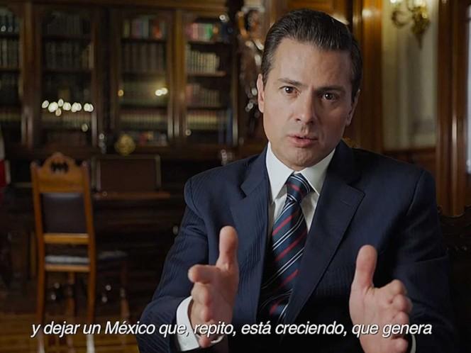 Transición 2018, Enrique Peña Nieto, México, Crecimiento, Reformas estructurales