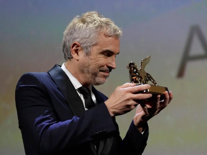Alfonso Cuarón gana León de Oro en Venecia por 'Roma'