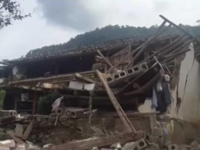 Sismo de 5,9 grados causa 28 heridos y 5000 evacuados en China