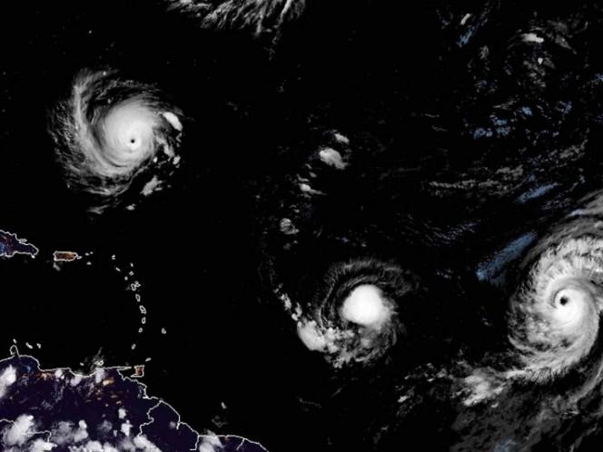 Isaac se convierte nuevamente en tormenta tropical