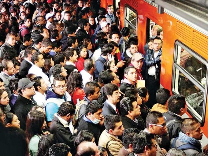Una de las cosas que detectó el Sistema de Transporte Colectivo Metro es que la principal insatisfacción entre los usuarios por la calidad del servicio está relacionada con los retrasos en la circulación de los trenes