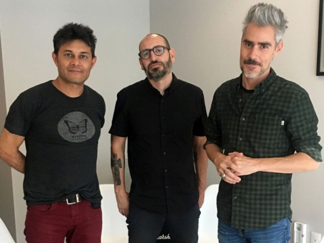 La banda originaria de la Ciudad de México se presentará el próximo 5 de diciembre en el Teatro Metropólitan. (Notimex)
