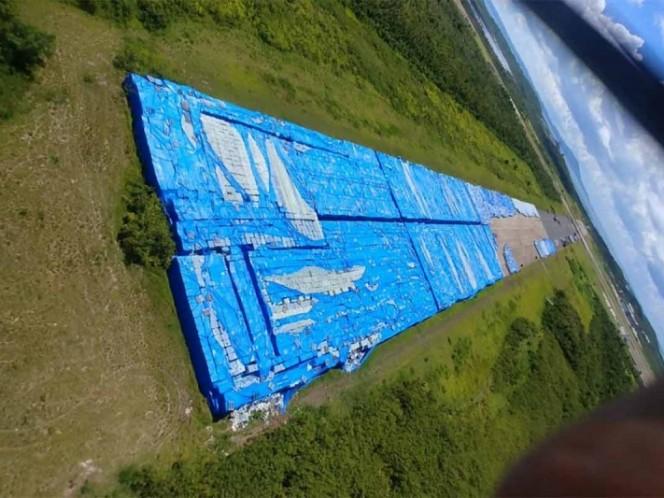 Indagan miles de botellas de agua abandonadas; eran para víctimas de 'María'