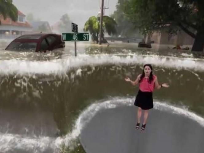 Huracán Florence deja varios muertos y decenas atrapados en EEUU