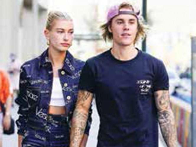 Hailey Baldwin y Justin Bieber, dos jóvenes enamorados
