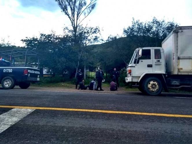 Rescatan en Oaxaca a 124 migrantes... 60 son niños