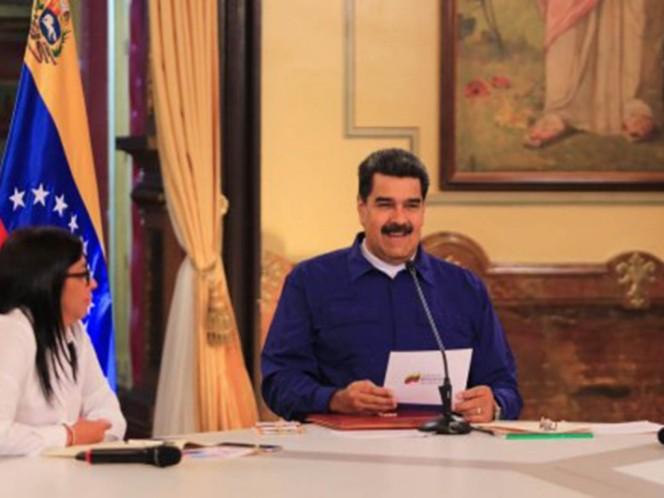 Maduro justificó banquete de Estambul asegurando que fue