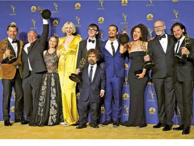 'Game of Thrones' se lleva el Emmy a mejor serie de drama