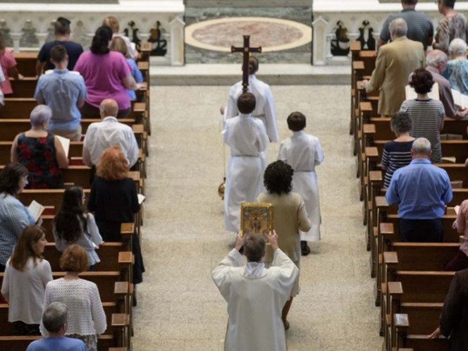 Iglesia católica deberá pagar USD 27,5M por abusos sexuales en EEUU