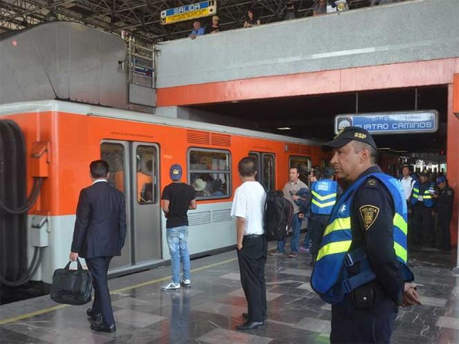 El Metro no suspenderá servicio durante el simulacro