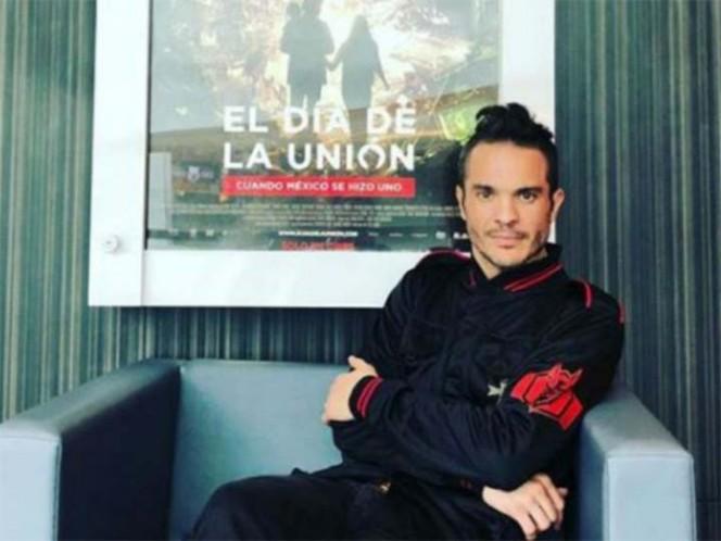 Kuno Becker responde enfurecido a las críticas por su nueva película