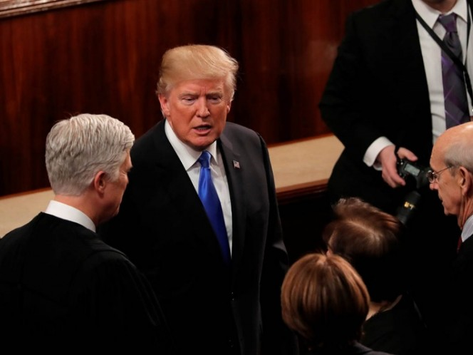 Trump critica al Congreso por