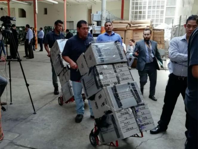 Martha Erika lleva ventaja en Puebla, tras 70% de recuento de votos