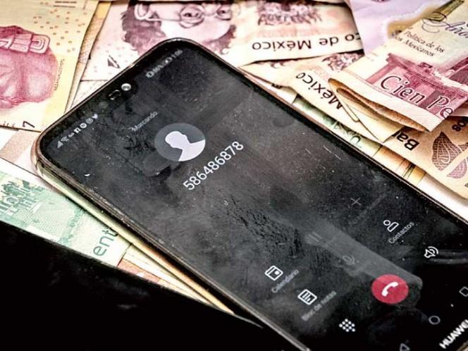 Aumenta 90% el chantaje telefónico