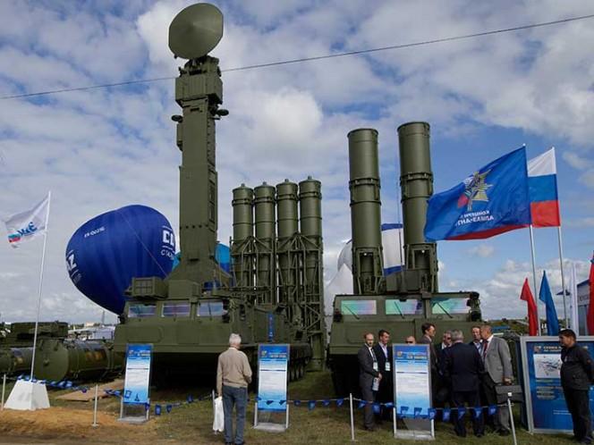 Rusia refuerza la defensa aérea siria y choca con Israel