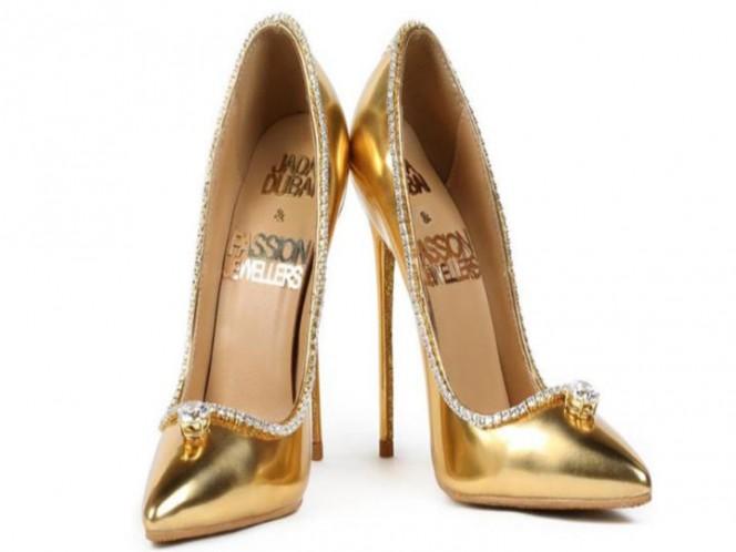 Alto taco: así son los zapatos más caros del mundo