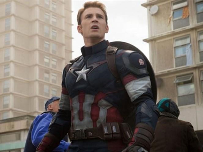 Filtran imágenes del nuevo traje de Capitán América
