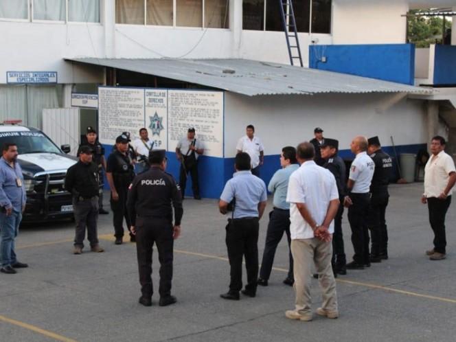 En Acapulco, detectan a 202 policías viales que cobraban sin laborar