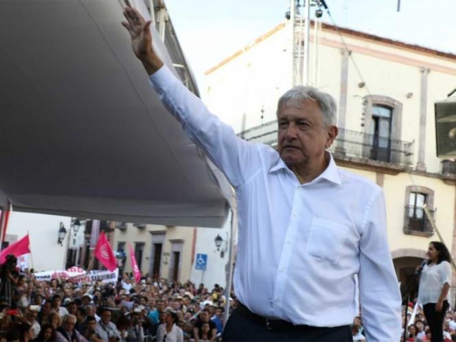 López Obrador asegura que México no tendrá más nunca un ejército represor
